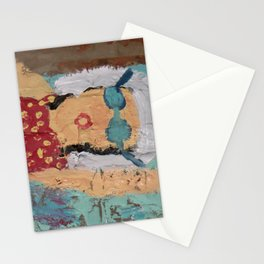 Swimmer Stationery Cards