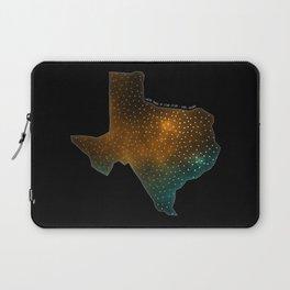 Texas StarStuff Laptop Sleeve