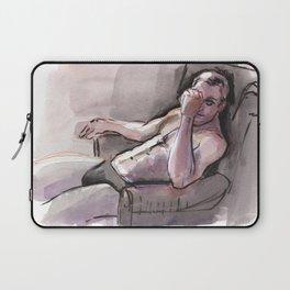 JAY, Semi-Nude Male by Frank-Joseph Laptop Sleeve