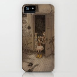 Explorers iPhone Case