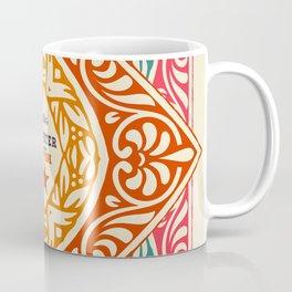Hipster Style Coffee Mug