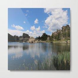 Sylvan Lake in the Black Hills Metal Print