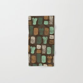 Logs Hand & Bath Towel