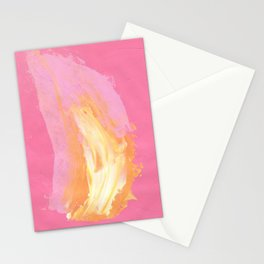 Abstract 1658 Stationery Cards