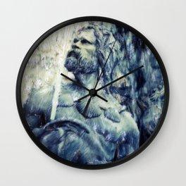 Homme de Pari Wall Clock