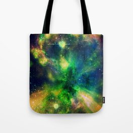 An Explosion of Color Tote Bag