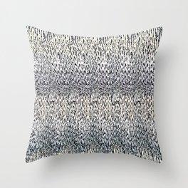 Hidden 3D Throw Pillow