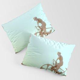 Desert Clime(b)s Pillow Sham