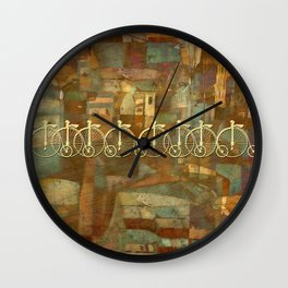 Adventure up! Wall Clock