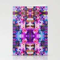 trippy Stationery Cards featuring Trippy by Padi Patt