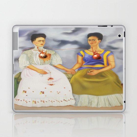 The Two Fridas Laptop & iPad Skin