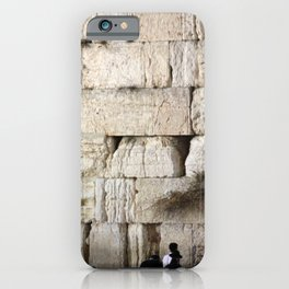 Jerusalem - The Western Wall - Kotel #4 iPhone Case