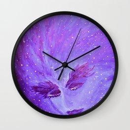 Sueño Cosmico Wall Clock