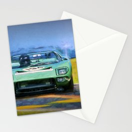 Ford GT40 Targa Florio Roadster Stationery Cards