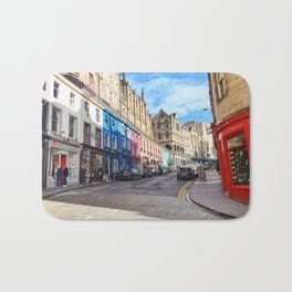 Edinburgh Grassmarket Bath Mat