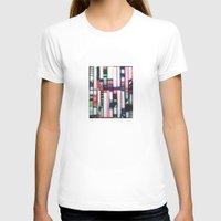 skyline T-shirts featuring SKYLINE by Ruth Hagen