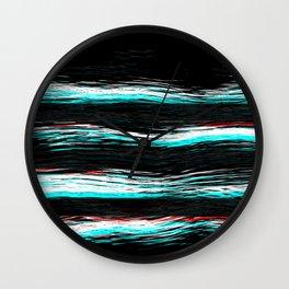 Deep Wave Wall Clock