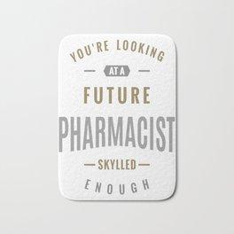 Future-Pharmacist-T-shirt Bath Mat