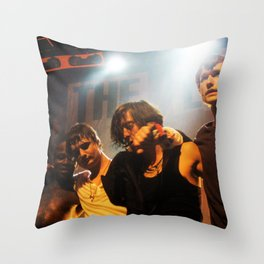 The Libertines - Brothers In Arms Throw Pillow
