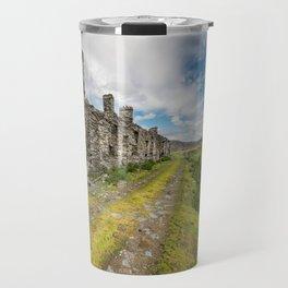 Cottage Ruin Travel Mug