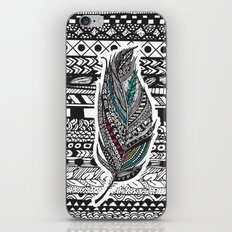 Aztec Feather. iPhone & iPod Skin
