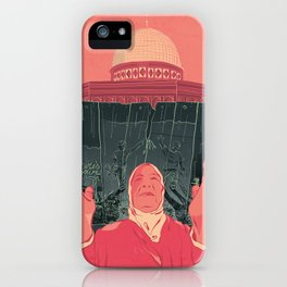 The Other Side of the Wall iPhone Case