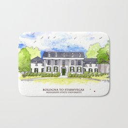 Mississippi State - Scenes Around Campus Bath Mat