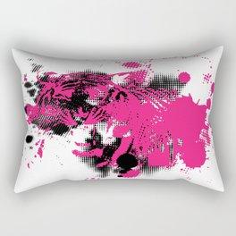 InK Spill Rectangular Pillow