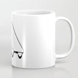Tri Turtle Coffee Mug