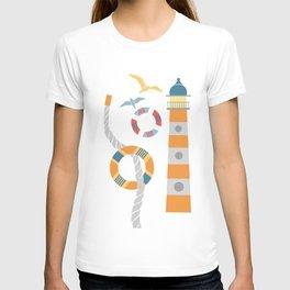 Seaport 1 T-shirt