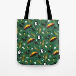 The Usual Suspects (Patterns Please) Tote Bag