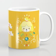 Animal Crossing: Isabelle Mug