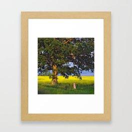 Just A Few Framed Art Print