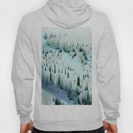 White Landscape / Snow Hoody