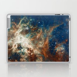 Space Nebula, Star and Space, A View of Galaxy and Outerspace Laptop & iPad Skin