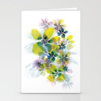 fireworks Stationery Cards featuring Fireworks by La Rosette Illustration