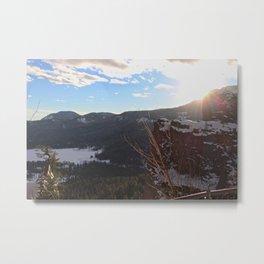 Wolf Creek 3 Metal Print