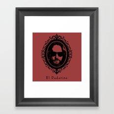 El Dudarino Framed Art Print