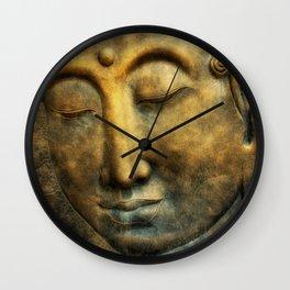 Buddho Wall Clock