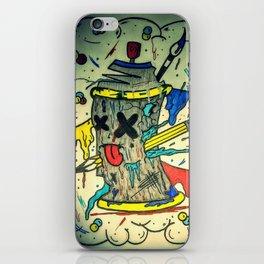 Is Art Dead iPhone Skin