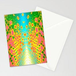 Engage Plasma Beam Stationery Cards