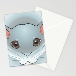 2D Rabbit Stationery Cards