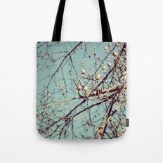 Mountain Nature Tote Bag