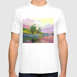 Wind Sculpture by Amanda Martinson T-shirt