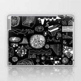 INFOGRAPHICS_MONO Laptop & iPad Skin