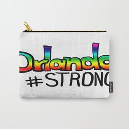 Orlando #strong Carry-All Pouch