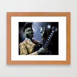 Muddy Waters no.1 Framed Art Print