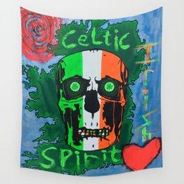 Irish Creed Wall Tapestry
