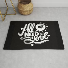 ALL WE NEED IS SOUL Rug