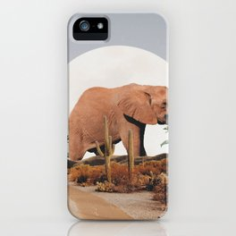 CINNAMON iPhone Case